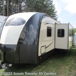 2016 Forest River Vibe 308BHS  - Travel Trailer Used  in Baraboo WI For Sale by Scenic Traveler RV Centers call 877-744-6305 today for more info.