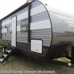 New 2019 Forest River Salem LE 26 DBLE For Sale by Scenic Traveler RV Centers available in Baraboo, Wisconsin