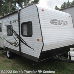 Used 2015 Forest River Evo T185 For Sale by Scenic Traveler RV Centers available in Baraboo, Wisconsin