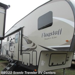 2019 Forest River Flagstaff Super Lite 527BHS  - Fifth Wheel New  in Baraboo WI For Sale by Scenic Traveler RV Centers call 877-744-6305 today for more info.