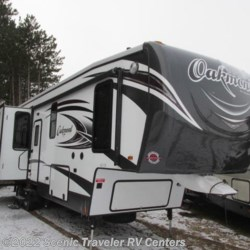Used 2016 Heartland  Oakmont OM 345 RS For Sale by Scenic Traveler RV Centers available in Baraboo, Wisconsin