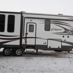 Scenic Traveler RV Centers 2016 Oakmont OM 345 RS  Fifth Wheel by Heartland  | Baraboo, Wisconsin