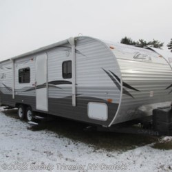 Used 2016 CrossRoads Z-1 ZT252BH For Sale by Scenic Traveler RV Centers available in Baraboo, Wisconsin