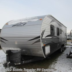 2016 CrossRoads Z-1 ZT252BH  - Travel Trailer Used  in Baraboo WI For Sale by Scenic Traveler RV Centers call 877-744-6305 today for more info.