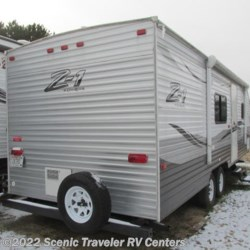 Scenic Traveler RV Centers 2016 Z-1 ZT252BH  Travel Trailer by CrossRoads | Baraboo, Wisconsin