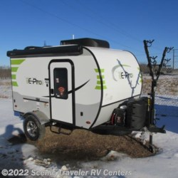 New 2019 Forest River Flagstaff E-Pro E12SRK For Sale by Scenic Traveler RV Centers available in Baraboo, Wisconsin