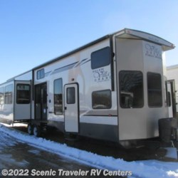New 2019 Forest River Salem Villa Estate 42DL For Sale by Scenic Traveler RV Centers available in Baraboo, Wisconsin