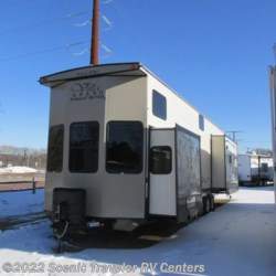 2019 Forest River Salem Villa Estate 42DL  - Destination Trailer New  in Baraboo WI For Sale by Scenic Traveler RV Centers call 877-744-6305 today for more info.