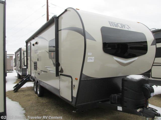 New 2019 Forest River Flagstaff Micro Lite 25RKS available in Baraboo, Wisconsin