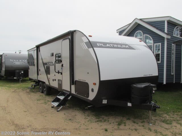 2020 Salem FSX 280RT by Forest River from Scenic Traveler RV Centers in Baraboo, Wisconsin