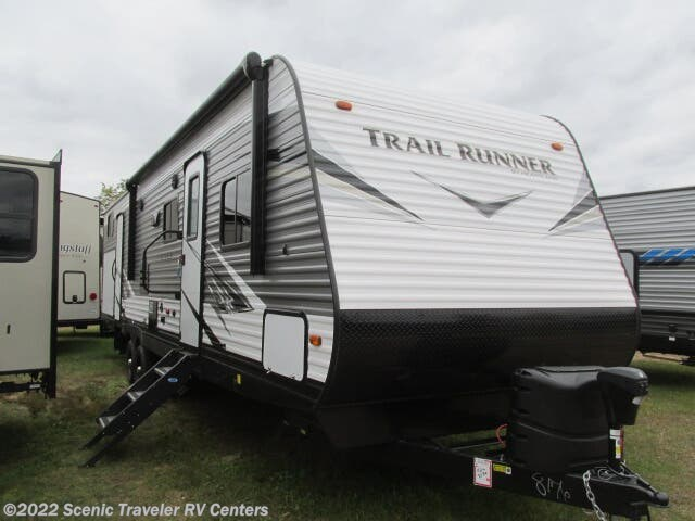 New 2020 Heartland Trail Runner TR 325 ODK available in Baraboo, Wisconsin