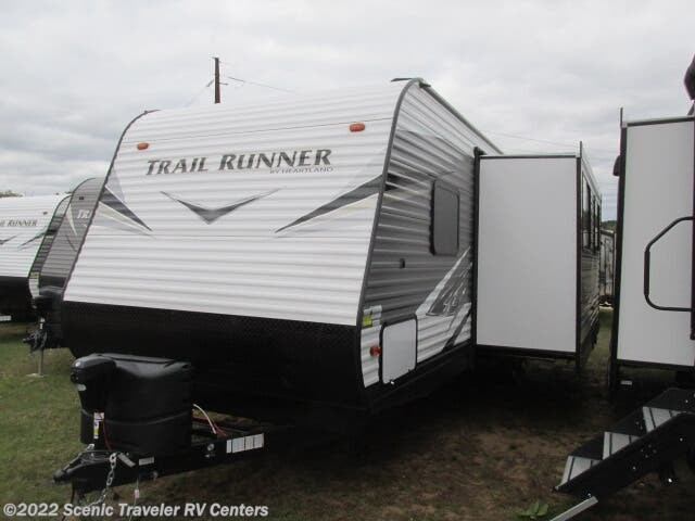New 2020 Heartland Trail Runner TR 30 USBH available in Baraboo, Wisconsin