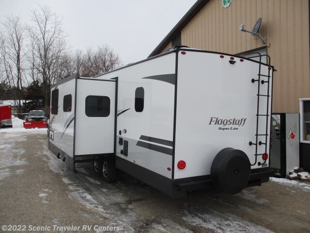 New 2020 Forest River Flagstaff Super Lite 27BHWS available in Baraboo, Wisconsin