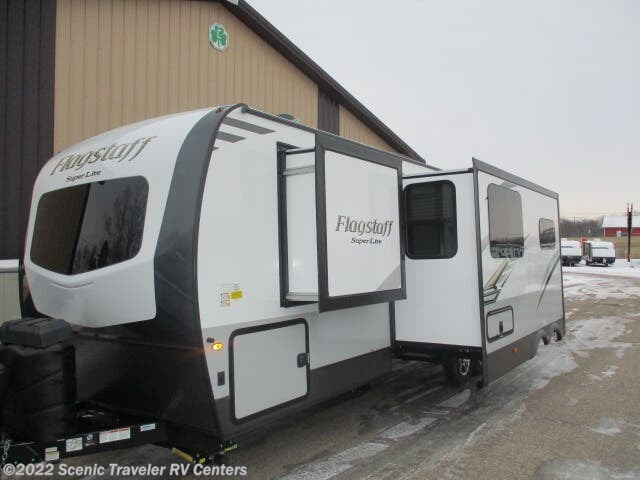 2020 Flagstaff Super Lite 27BHWS by Forest River from Scenic Traveler RV Centers in Baraboo, Wisconsin