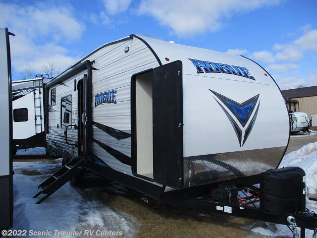 New 2020 Forest River Vengeance Rogue 21V available in Baraboo, Wisconsin
