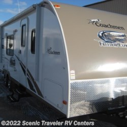 Used 2013 Coachmen Freedom Express LTZ 269 bhs For Sale by Scenic Traveler RV Centers available in Slinger, Wisconsin