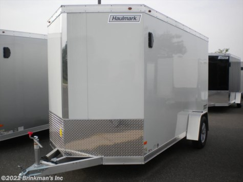 New 2019 Haulmark ALX 6x12 V Nose For Sale by Brinkman's Inc available in Delano, Minnesota