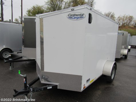 New 2019 Continental Cargo 6x10 V nose For Sale by Brinkman's Inc available in Delano, Minnesota