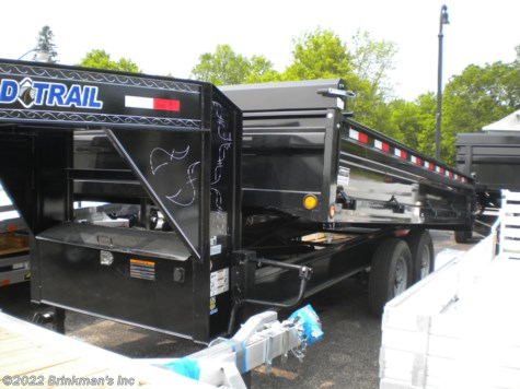New 2019 Load Trail Dump Trailers 16' gooseneck dump trailer For Sale by Brinkman's Inc available in Delano, Minnesota