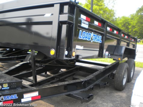 "New 2019 Load Trail Dump Trailers 83""x16' dump trailer For Sale by Brinkman's Inc available in Delano, Minnesota"