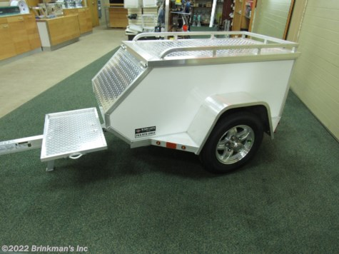 New 2020 Aluma MCTXL towable motorcycle trailer For Sale by Brinkman's Inc available in Delano, Minnesota