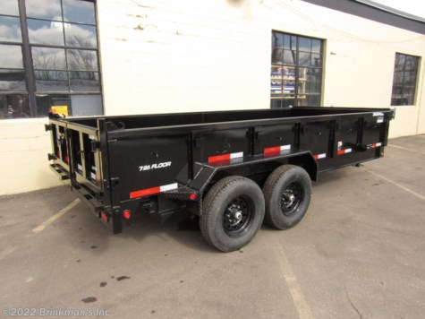New 2020 Top Hat 83x14 Dump trailer   14k For Sale by Brinkman's Inc available in Delano, Minnesota