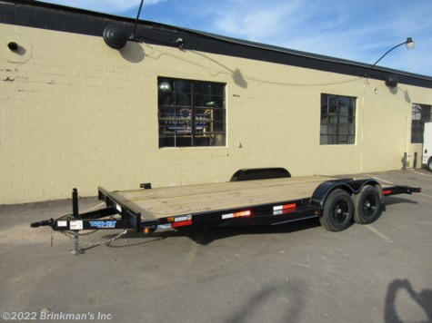 "New 2020 Top Hat 83""x20' car trailer   10K For Sale by Brinkman's Inc available in Delano, Minnesota"