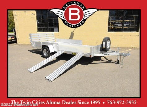 New 2021 Aluma 8114S-R Aluma 8114SR BT For Sale by Brinkman's Inc available in Delano, Minnesota