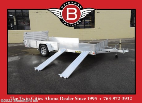 "<p><span style=""color: #222222; font-family: 'Bitstream Vera Serif', 'Times New Roman', serif; font-size: medium;"">Brinkman's has been The Twin Cities Aluma Trailer Dealer since 1995. Come on in and see why we think they're the best aluminum trailer on the market!</span><br style=""color: #222222; font-family: 'Bitstream Vera Serif', 'Times New Roman', serif; font-size: medium;"" /><br style=""color: #222222; font-family: 'Bitstream Vera Serif', 'Times New Roman', serif; font-size: medium;"" /><span style=""color: #222222; font-family: 'Bitstream Vera Serif', 'Times New Roman', serif; font-size: medium;"">Aluma 8115 SR Open Utility Trailer great for</span><br style=""color: #222222; font-family: 'Bitstream Vera Serif', 'Times New Roman', serif; font-size: medium;"" /><span style=""color: #222222; font-family: 'Bitstream Vera Serif', 'Times New Roman', serif; font-size: medium;"">UTV's/ATV's and more!</span><br style=""color: #222222; font-family: 'Bitstream Vera Serif', 'Times New Roman', serif; font-size: medium;"" /><br style=""color: #222222; font-family: 'Bitstream Vera Serif', 'Times New Roman', serif; font-size: medium;"" /><span style=""color: #222222; font-family: 'Bitstream Vera Serif', 'Times New Roman', serif; font-size: medium;"">Stock# 224402</span><br style=""color: #222222; font-family: 'Bitstream Vera Serif', 'Times New Roman', serif; font-size: medium;"" /><br style=""color: #222222; font-family: 'Bitstream Vera Serif', 'Times New Roman', serif; font-size: medium;"" /><span style=""color: #222222; font-family: 'Bitstream Vera Serif', 'Times New Roman', serif; font-size: medium;"">Features:</span><br style=""color: #222222; font-family: 'Bitstream Vera Serif', 'Times New Roman', serif; font-size: medium;"" /><br style=""color: #222222; font-family: 'Bitstream Vera Serif', 'Times New Roman', serif; font-size: medium;"" /><span style=""color: #222222; font-family: 'Bitstream Vera Serif', 'Times New Roman', serif; font-size: medium;"">* Legendary Aluma construction and durability!</span><br style=""color: #222222; font-family: 'Bitstream Vera Serif', 'Times New Roman', serif; font-size: medium;"" /><span style=""color: #222222; font-family: 'Bitstream Vera Serif', 'Times New Roman', serif; font-size: medium;"">* 3500# Torsion axle with EZ Lube hubs!</span><br style=""color: #222222; font-family: 'Bitstream Vera Serif', 'Times New Roman', serif; font-size: medium;"" /><span style=""color: #222222; font-family: 'Bitstream Vera Serif', 'Times New Roman', serif; font-size: medium;"">* Bi-fold rear ramp is convenient and fuel efficient! (79.5"" W x 59"" L)</span><br style=""color: #222222; font-family: 'Bitstream Vera Serif', 'Times New Roman', serif; font-size: medium;"" /><span style=""color: #222222; font-family: 'Bitstream Vera Serif', 'Times New Roman', serif; font-size: medium;"">* (2) Convenient side panels that easily double as side load ramps! (12"" W x 69"" L)</span><br style=""color: #222222; font-family: 'Bitstream Vera Serif', 'Times New Roman', serif; font-size: medium;"" /><span style=""color: #222222; font-family: 'Bitstream Vera Serif', 'Times New Roman', serif; font-size: medium;"">* LED Lighting is bright and worry free!</span><br style=""color: #222222; font-family: 'Bitstream Vera Serif', 'Times New Roman', serif; font-size: medium;"" /><span style=""color: #222222; font-family: 'Bitstream Vera Serif', 'Times New Roman', serif; font-size: medium;"">* 14"" Radial tires riding on aluminum rims!</span><br style=""color: #222222; font-family: 'Bitstream Vera Serif', 'Times New Roman', serif; font-size: medium;"" /><span style=""color: #222222; font-family: 'Bitstream Vera Serif', 'Times New Roman', serif; font-size: medium;"">* And much more!</span><br style=""color: #222222; font-family: 'Bitstream Vera Serif', 'Times New Roman', serif; font-size: medium;"" /><br style=""color: #222222; font-family: 'Bitstream Vera Serif', 'Times New Roman', serif; font-size: medium;"" /><span style=""color: #222222; font-family: 'Bitstream Vera Serif', 'Times New Roman', serif; font-size: medium;"">Exceptional quality and a HUGE value! Backed up by manufacturers warranty and Brinkman's Safe Trailering Service Program.</span><br style=""color: #222222; font-family: 'Bitstream Vera Serif', 'Times New Roman', serif; font-size: medium;"" /><br style=""color: #222222; font-family: 'Bitstream Vera Serif', 'Times New Roman', serif; font-size: medium;"" /><span style=""color: #222222; font-family: 'Bitstream Vera Serif', 'Times New Roman', serif; font-size: medium;"">Easy Quick Financing Available – Trade Ins Welcome</span><br style=""color: #222222; font-family: 'Bitstream Vera Serif', 'Times New Roman', serif; font-size: medium;"" /><br style=""color: #222222; font-family: 'Bitstream Vera Serif', 'Times New Roman', serif; font-size: medium;"" /><span style=""color: #222222; font-family: 'Bitstream Vera Serif', 'Times New Roman', serif; font-size: medium;"">Brinkman's has been the Midwest's Trailer leader since 1967. Hundreds of trailers in stock and arriving daily by 18 manufacturers.</span><br style=""color: #222222; font-family: 'Bitstream Vera Serif', 'Times New Roman', serif; font-size: medium;"" /><br style=""color: #222222; font-family: 'Bitstream Vera Serif', 'Times New Roman', serif; font-size: medium;"" /><span style=""color: #222222; font-family: 'Bitstream Vera Serif', 'Times New Roman', serif; font-size: medium;"">Inventory changes daily so please call for availability!</span><br style=""color: #222222; font-family: 'Bitstream Vera Serif', 'Times New Roman', serif; font-size: medium;"" /><br style=""color: #222222; font-family: 'Bitstream Vera Serif', 'Times New Roman', serif; font-size: medium;"" /><span style=""color: #222222; font-family: 'Bitstream Vera Serif', 'Times New Roman', serif; font-size: medium;"">See us last to SAVE $$$</span><br style=""color: #222222; font-family: 'Bitstream Vera Serif', 'Times New Roman', serif; font-size: medium;"" /><br style=""color: #222222; font-family: 'Bitstream Vera Serif', 'Times New Roman', serif; font-size: medium;"" /><span style=""color: #222222; font-family: 'Bitstream Vera Serif', 'Times New Roman', serif; font-size: medium;"">Conveniently located just 20 Minutes West of 494 on Hwy 12 in Delano, MN.</span><br style=""color: #222222; font-family: 'Bitstream Vera Serif', 'Times New Roman', serif; font-size: medium;"" /><span style=""color: #222222; font-family: 'Bitstream Vera Serif', 'Times New Roman', serif; font-size: medium;"">Come on out – We'll Hook You Up!</span><br style=""color: #222222; font-family: 'Bitstream Vera Serif', 'Times New Roman', serif; font-size: medium;"" /><br style=""color: #222222; font-family: 'Bitstream Vera Serif', 'Times New Roman', serif; font-size: medium;"" /><br style=""color: #222222; font-family: 'Bitstream Vera Serif', 'Times New Roman', serif; font-size: medium;"" /><span style=""color: #222222; font-family: 'Bitstream Vera Serif', 'Times New Roman', serif; font-size: medium;"">WWW.BRINKMANSTRAILERS.COM 763-972-3932</span><br style=""color: #222222; font-family: 'Bitstream Vera Serif', 'Times New Roman', serif; font-size: medium;"" /><span style=""color: #222222; font-family: 'Bitstream Vera Serif', 'Times New Roman', serif; font-size: medium;"">Brinkman's Trailers</span><br style=""color: #222222; font-family: 'Bitstream Vera Serif', 'Times New Roman', serif; font-size: medium;"" /><span style=""color: #222222; font-family: 'Bitstream Vera Serif', 'Times New Roman', serif; font-size: medium;"">210 Babcock Blvd</span><br style=""color: #222222; font-family: 'Bitstream Vera Serif', 'Times New Roman', serif; font-size: medium;"" /><span style=""color: #222222; font-family: 'Bitstream Vera Serif', 'Times New Roman', serif; font-size: medium;"">Delano, MN 55328</span><br style=""color: #222222; font-family: 'Bitstream Vera Serif', 'Times New Roman', serif; font-size: medium;"" /><br style=""color: #222222; font-family: 'Bitstream Vera Serif', 'Times New Roman', serif; font-size: medium;"" /><br style=""color: #222222; font-family: 'Bitstream Vera Serif', 'Times New Roman', serif; font-size: medium;"" /><br style=""color: #222222; font-family: 'Bitstream Vera Serif', 'Times New Roman', serif; font-size: medium;"" /><br style=""color: #222222; font-family: 'Bitstream Vera Serif', 'Times New Roman', serif; font-size: medium;"" /><span style=""color: #222222; font-family: 'Bitstream Vera Serif', 'Times New Roman', serif; font-size: medium;"">Enclosed Trailer, Construction Trailer, Motorcycle Trailer, ATV Trailer, Cargo Trailer, Aluminum Trailer, Trailers, enclosed trailers, snowmobile trailer, Skidloader Trailer, Skidsteer trailer, Utility Trailer, dump trailer, bobcat trailer, landscape trailer, 4x6, 4x8, 4x10, 5x8, 5x10, 6x10, 6x12, 7x12, 7x14, 7x16, 7x18, 7x19, 7x21, 7x23, 7x25, 7x27, 7x29, 8x16, 8.5x16, 8x20. 8.5x20, 8x 24, 8.5x24, 8x28, 8.5x28, Continental Cargo, Haulmark, Pace, US Cargo, Rance Aluminum, Aluma LTD, Aluma, Big-Tex, Big Tex, Load Trail, Utility Trailer, Lighting Trailer, Formula Trailer, B-B, Sooner, Carry On, Haulin Trailers, Neo Trailers, Alcom, Trinity Trailers, United, Rugged Road, Used, New Trailer, Mission, Floe, Carry-on, Big Tex, PJ, Dump Trailer, Used trailer, Snowmobile Trailer, Used Car Hauler, Used Car Trailer, Motorcycle Trailer, Concession Trailer, Trailer Parts, Trailer Service, tow dolly</span><br style=""color: #222222; font-family: 'Bitstream Vera Serif', 'Times New Roman', serif; font-size: medium;"" /><br style=""color: #222222; font-family: 'Bitstream Vera Serif', 'Times New Roman', serif; font-size: medium;"" /><br style=""color: #222222; font-family: 'Bitstream Vera Serif', 'Times New Roman', serif; font-size: medium;"" /><span style=""color: #222222; font-family: 'Bitstream Vera Serif', 'Times New Roman', serif; font-size: medium;"">Exceptional quality and a HUGE value! Backed up by manufacturers warranty and Brinkman's Safe Trailering Service Program.</span><br style=""color: #222222; font-family: 'Bitstream Vera Serif', 'Times New Roman', serif; font-size: medium;"" /><br style=""color: #222222; font-family: 'Bitstream Vera Serif', 'Times New Roman', serif; font-size: medium;"" /><span style=""color: #222222; font-family: 'Bitstream Vera Serif', 'Times New Roman', serif; font-size: medium;"">Easy Quick Financing Available – Trade Ins Welcome</span><br style=""color: #222222; font-family: 'Bitstream Vera Serif', 'Times New Roman', serif; font-size: medium;"" /><br style=""color: #222222; font-family: 'Bitstream Vera Serif', 'Times New Roman', serif; font-size: medium;"" /><span style=""color: #222222; font-family: 'Bitstream Vera Serif', 'Times New Roman', serif; font-size: medium;"">Brinkman's has been the Midwest's Trailer leader since 1967. Hundreds of trailers in stock and arriving daily by 18 manufacturers.</span><br style=""color: #222222; font-family: 'Bitstream Vera Serif', 'Times New Roman', serif; font-size: medium;"" /><br style=""color: #222222; font-family: 'Bitstream Vera Serif', 'Times New Roman', serif; font-size: medium;"" /></p>"