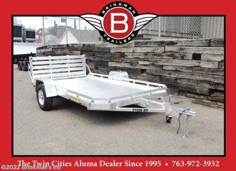 New 2020 Aluma 7712HBT With BiFold Ramp For Sale by Brinkman's Inc available in Delano, Minnesota