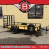 "New 2020 Top Hat 77""x12' Full ramp For Sale by Brinkman's Inc available in Delano, Minnesota"