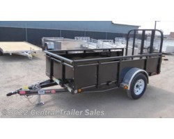 "#735 - 2018 PJ Trailers U6 60"" wide utility"