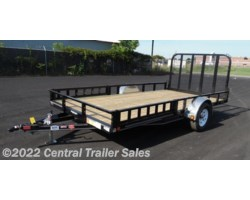 "#790 - 2018 PJ Trailers U8 83"" wide utility"