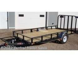 "#2405 - 2019 PJ Trailers 77"" Channel Utility (U7) 14'"