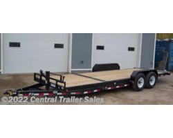 "#655 - 2018 PJ Trailers Tilt 6"" Channel Equipment Tilt (T6) 20'"