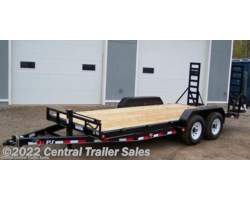 #717 - 2019 PJ Trailers CC Channel Car Hauler