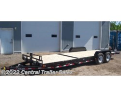 "#2284 - 2018 PJ Trailers 6"" Channel Equipment Tilt (T6) 24'"