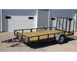 "#1106 - 2019 PJ Trailers 83"" Channel Utility (U8) 14'1"