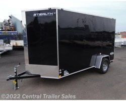#2598 - 2018 Stealth Mustang 6x12 Enclosed