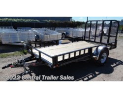 "#739 - 2019 PJ Trailers 83"" Channel Utility (U8) 12'"