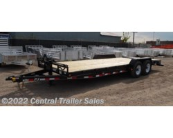 "#3406 - 2018 PJ Trailers 6"" Channel Equipment (CC) 22'"