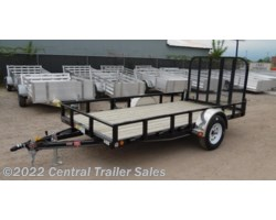 "#3177 - 2019 PJ Trailers 72"" Channel Utility (U2) 12'"
