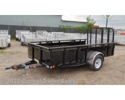 "#3418 - 2019 PJ Trailers Utility 72"" Single Axle Channel Utility (U2)"