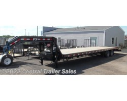 #3686 - 2018 PJ Trailers Classic Flatdeck With Duals (FD) 36'