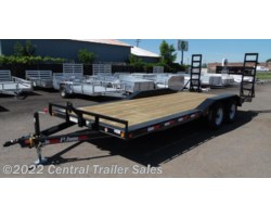 "#3483 - 2019 PJ Trailers Carhauler 5"" Channel Buggy Hauler (B5) 20'"