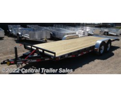 "#2700 - 2019 PJ Trailers 83"" Hydraulic Quick Tilt (TH) 22'"