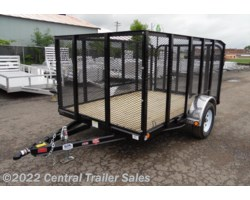 "#3816 - 2019 PJ Trailers Utility 72"" Single Axle Channel Utility (U2)"