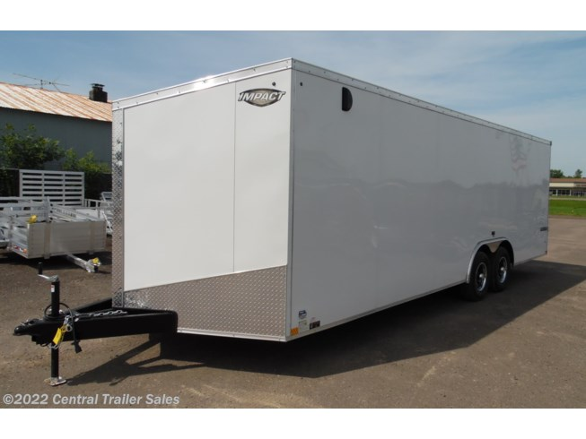 <span style='text-decoration:line-through;'>2019 Impact Trailers Tremor</span>
