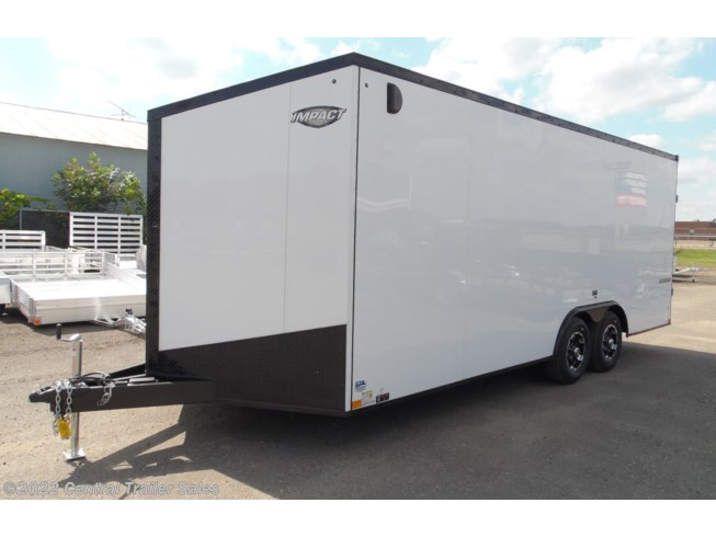 Impact Trailers from Central Trailer Sales