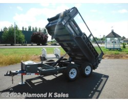 #On Order - 2018 PJ Trailers Dump D510-10K